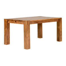 Lazos Wooden Dining Table, Large