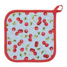 Pot Holder, Cherries