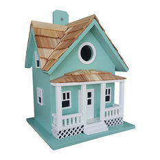 Beachside Cottage, Seafoam Blue