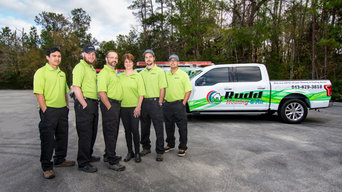 Rudd Heating and Air Crew.