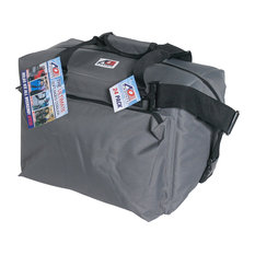 24-Pack Deluxe Cooler, Charcoal