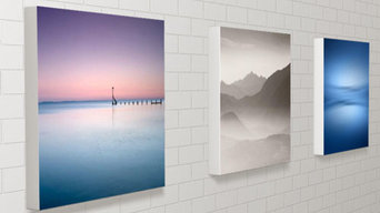 Various canvas print designs
