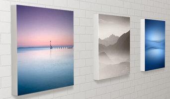 Various canvas print designs