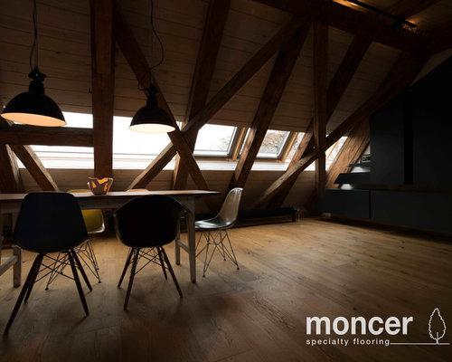 European White Oak | Natural Oil - Hardwood Flooring