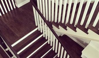 Hardwood Stair Cases