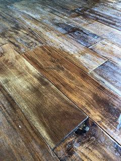 Remove Orange Glo From Wood Flooring