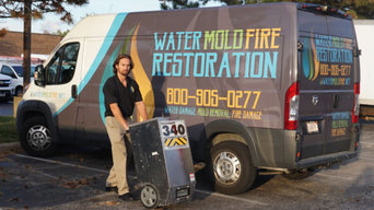 Water Mold Fire Restoration of Dallas