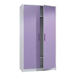 iPlay Children's Wardrobe With 2 Doors