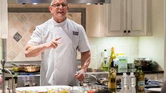 Chef Robert Irvine at Gerhard's Appliances