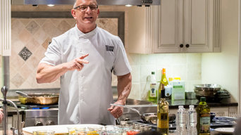 Chef Robert Irvine at Gerhard's Appliances