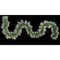 "100; x 8"" Pine Artificial Christmas Garland"