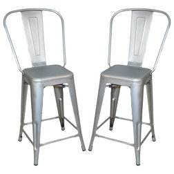 Industrial Bar Stools And Counter Stools by CAROLINA CLASSICS