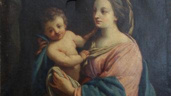 Restauration de peintures