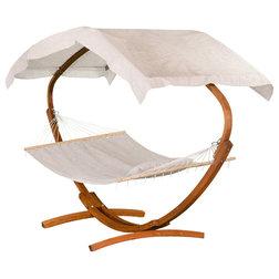 Contemporary Hammocks And Swing Chairs by Leisure Season Ltd.