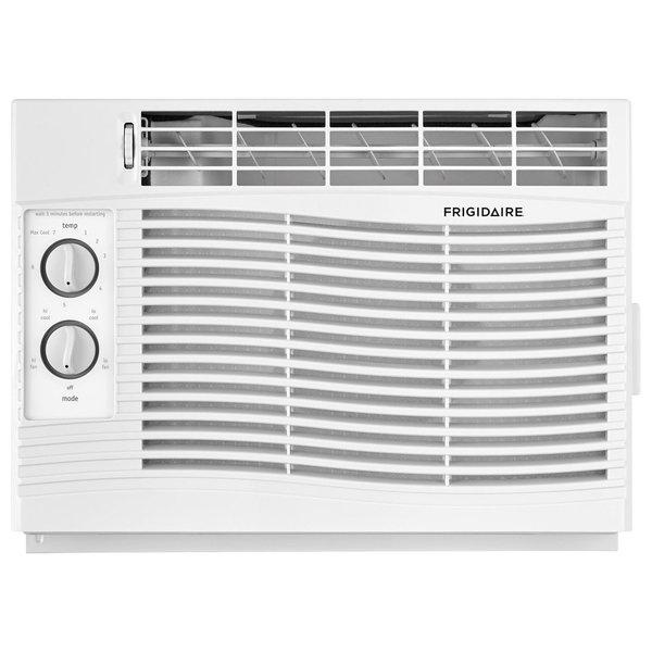 5000 BTU Window Air Conditioner, Mechanical Controls