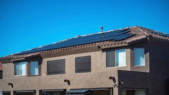 New Solar Panel Install, San Antonio