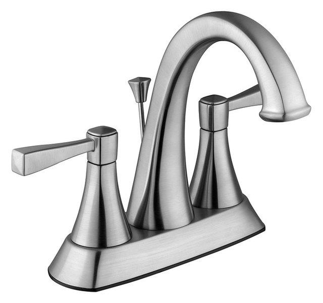Design House Karsen Tub and Shower Faucet, Polished Chrome Finish #547604