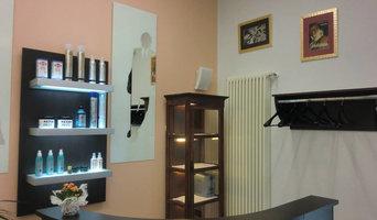 Ristrutturazione negozio barbiere