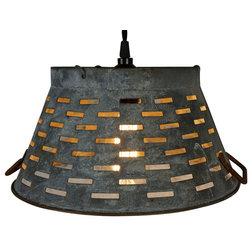 Industrial Pendant Lighting by Loft Essentials