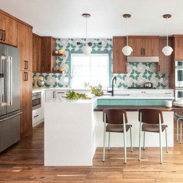 Pomona Lake Kitchen + Living
