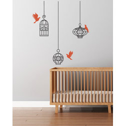 Fresh Contemporary Wall Decals by Cherry Walls