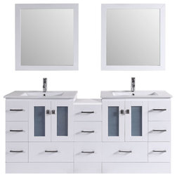Best Bathroom Vanities And Sink Consoles by Pacific Collection