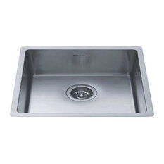 Small Square Single Bowl Kitchen Sink