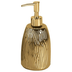 Amazing Contemporary Soap u Lotion Dispensers by TheBathOutlet