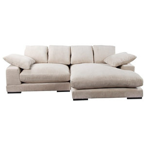 Enjoyable Acme Thelma Sectional Sofa With Sleeper And Ottoman Gray Andrewgaddart Wooden Chair Designs For Living Room Andrewgaddartcom