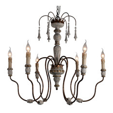Ricarda 6-light Chandelier