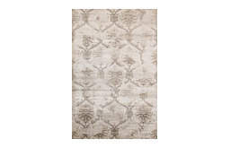 Pasargad Transitiona Collection Hand-Knotted Lamb's Wool Area Rug, 6'x8'11""