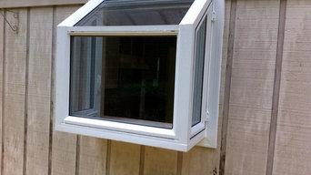 Newly Installed Window World Window