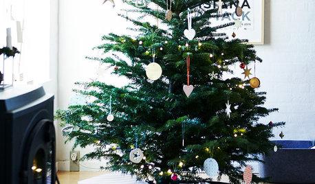 ¿Qué hago con el árbol de Navidad natural tras las fiestas?