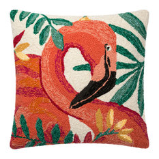 "Loloi Decorative Throw Pillow 22""x22"" Cover Only Multi"
