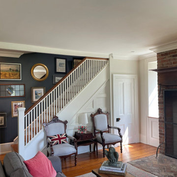 Traditional Staircase Rebuild