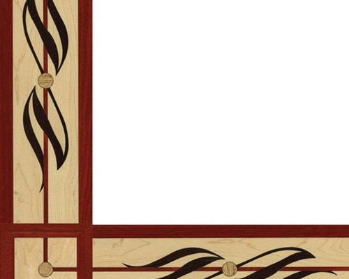 Oshkosh Designs Inlay Collections