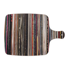 """""""Stacks and Stripes"""" Chopping Board"""