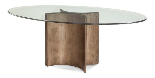 Bassett Mirror Symmetry Dining Table