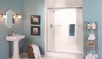 Smooth White Shower