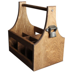 Rustic Wine Racks by Yester Home