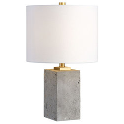 Industrial Table Lamps by Hansen Wholesale