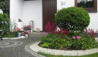Garten Einfamilienhaus