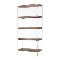 Simien Bookshelf, Gunmetal