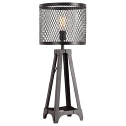Industrial Table Lamps by Moe's Home Collection