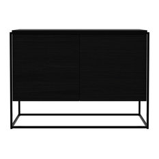 Ethnicraft Monolit Sideboard, Black