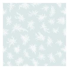Atelier Mouti Paper Peint Series #15 Wallpaper, Blue Grey, Small