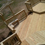 Decks, Patios And More
