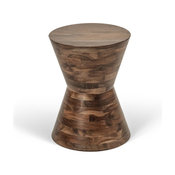 Chuck Wooden Side Table