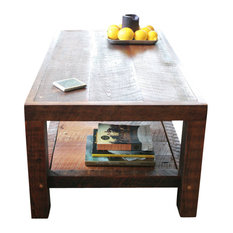 Doorman Designs   Oversized Coffee Table Made From New Orleans Barge Board  And Reclaimed Wood