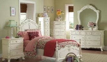 Cinderella Youth Low Post Bedroom Set Homelegance 1386-lp-br-set | Furniture Car